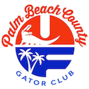 Palm Beach County Gator Club Logo